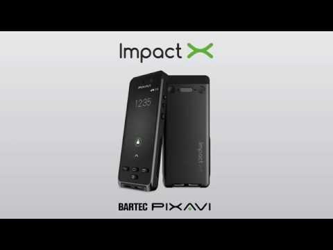 Impact X: Smartphone Intrínsicamente Seguro ATEX Clase 1 Div 1