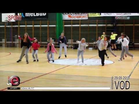 Występy zespołów tanecznych - MKS Grudziądz