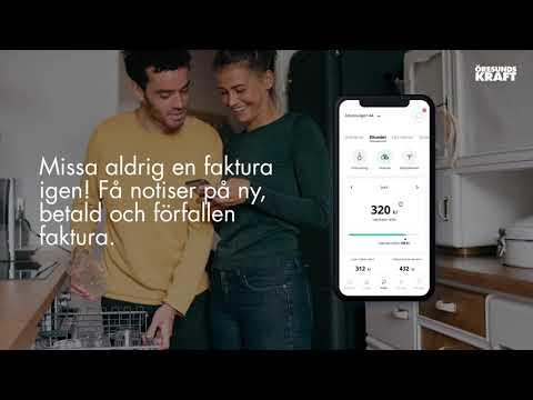 Öresundskraft-appen
