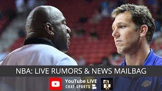 NBA Mailbag: Live With Harris Rubenstein - Playoff Predictions, MVP Odds, Trade Rumors