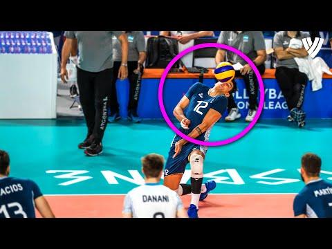 Powerful Volleyball Headshots! #1 | Best of Volleyball World | HD