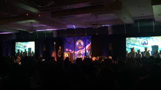 Steve Bannon speaks at Citadel Republican Society Patriot Dinner