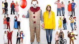 15 DIY COUPLES HALLOWEEN COSTUME IDEAS!