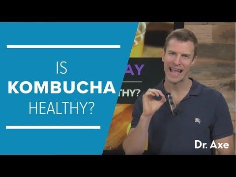 Kombucha: Is It Actually Healthy?