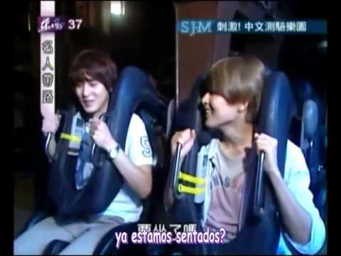 Super Junior M - En la montaña rusa (Sub español)
