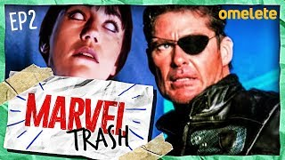 PORNÔ DA MARVEL? NICK FURY DE 1990 | Marvel Trash #2