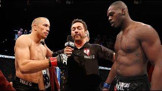 UFC 242: Jon Jones versus George St Pierre Full Fight Video Breakdown by Paulie G
