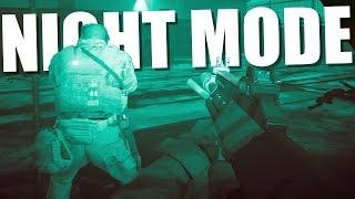 Modern Warfare - Night Mode Gameplay