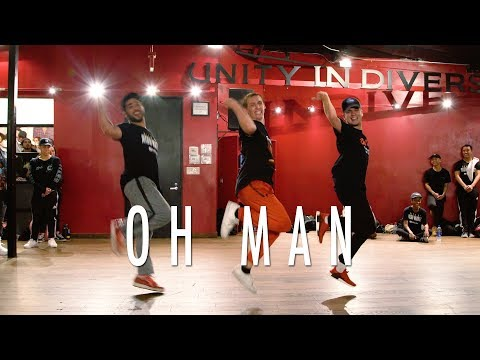 Step Up Series X David Moore #OhManChallenge