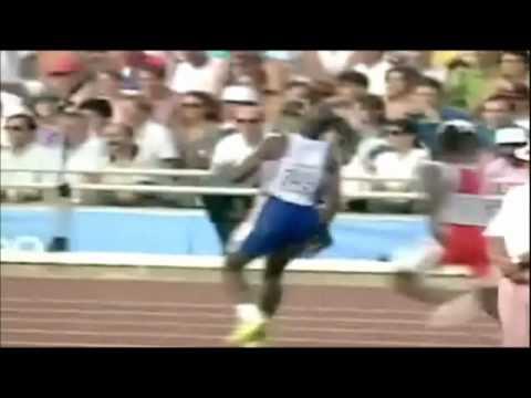 IL VIDEO CHE HA COMMOSSO IL MONDO: DEREK Redmond Olimpiadi 1992