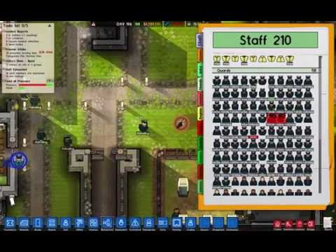 Prison Architect Alpha 25
