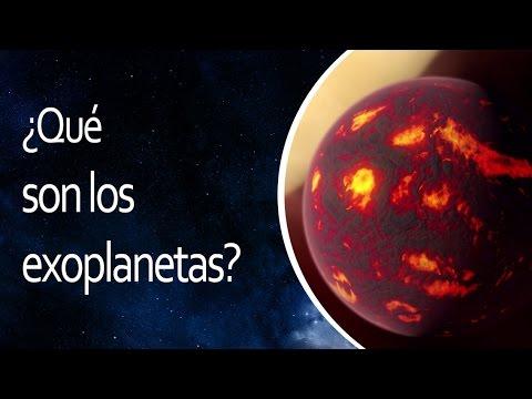 ¿Qué son los exoplanetas?