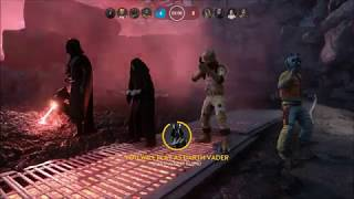 Star Wars Battlefront Heroes Vs Villains 707 4v4