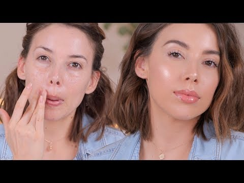 EVERYDAY MAKEUP TUTORIAL | GLOWY & FRESH