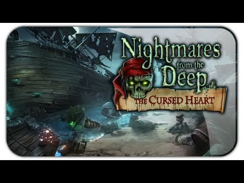 Nightmares From The Deep: The Cursed Heart - Polska Przygodówka (#1) - Smashpipe Games