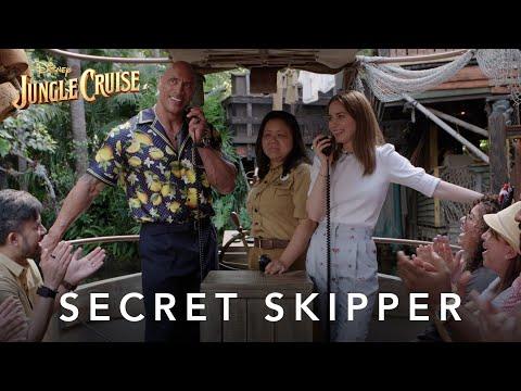 Secret Skipper   Disney's Jungle Cruise