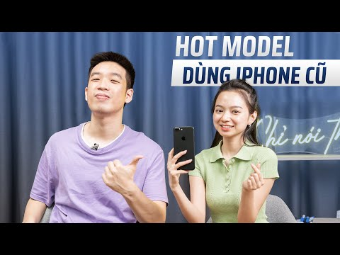 Hot model - cựu streamed Vũ Ngọc Kim Chi: Chỉ iPhone 7 Plus là đủ?