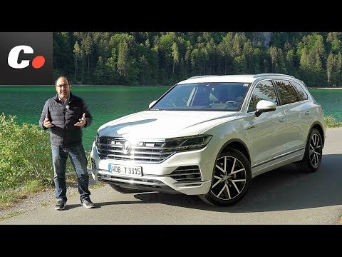 Volkswagen Touareg 2018 SUV   Primera prueba / Test / Review en español   coches.net