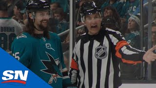 NHL Open Mic: Sharks vs. Avalanche Game 7