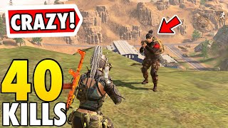 INSANE 40 KILL GAMEPLAY IN CALL OF DUTY MOBILE BATTLE ROYALE!