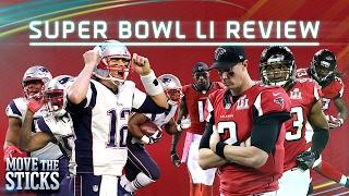 Patriots 5 Key Plays to Win Super Bowl LI   NFL   Move the Sticks