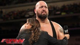 Stephanie McMahon informs Big Show he has no choice but to face Daniel Bryan: Raw, Sept. 2, 2013