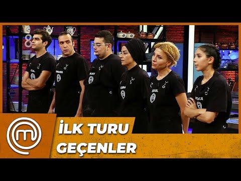 ELEMEDE İLK TURU KİMLER GEÇTİ? | MasterChef Türkiye 65. Bölüm