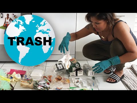 Here's What Trash Looks Like Around The World