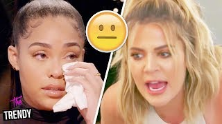 Khloe Kardashian Calls Out Jordyn Woods After Red Table Talk Interview