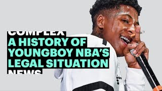 Inside YoungBoy NBA's Legal Situation