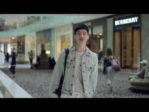 Henry Lau - Dubai Shopping Festival 2017