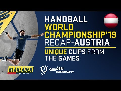 Handball World Championship 19 | Austria | Highlights from the tournament