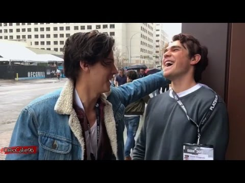 Cole Sprouse & KJ Apa Funny&Cute Moments
