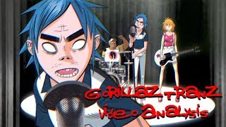 Gorillaz Tranz Music Video Analysis