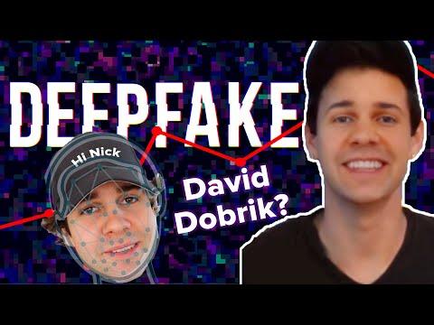 How I Deepfake David Dobrik