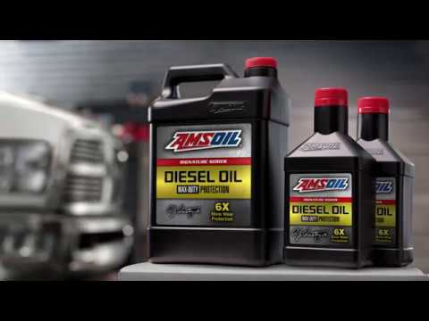 AMSOIL: Devoted to Diesel Protection