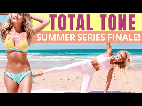 TOTAL TONE - 30 minute at home workout (equipment optional)