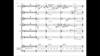 Roger Aldridge - Blues For Lester Score