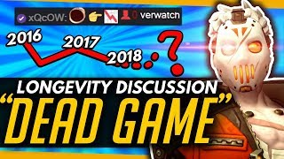"Overwatch | "" DEAD GAME "" - A Discussion About Longevity"