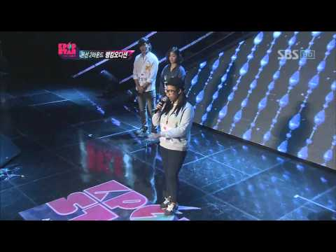 KPOPSTAR ep4. Lee michelle - 날그만잊어요 halo