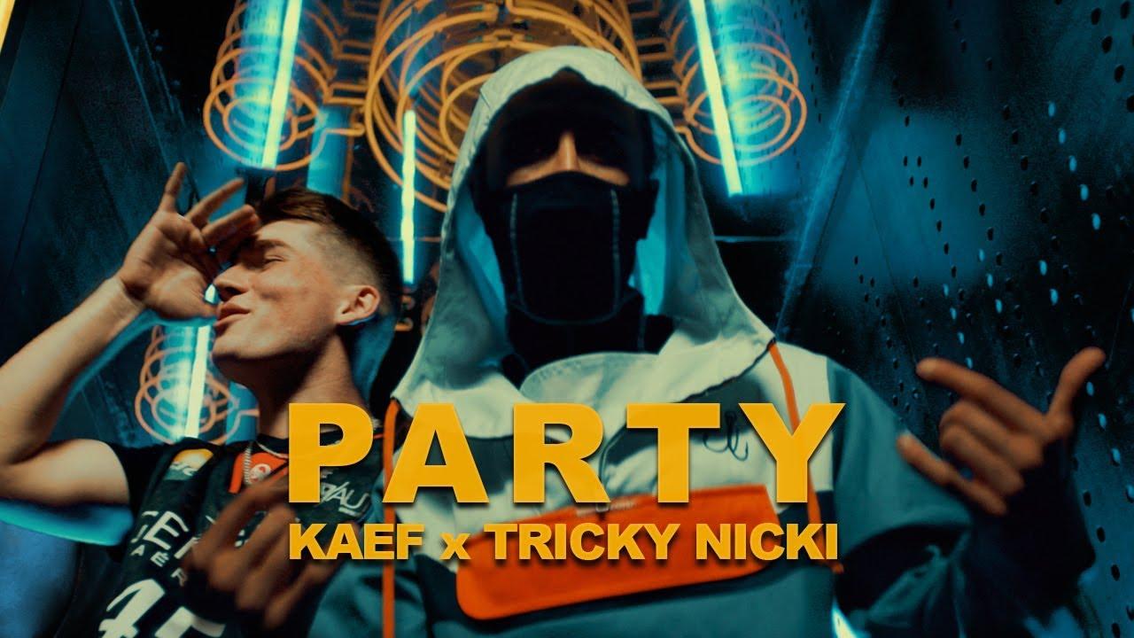 Tricky Nicki - Party (feat. KAEF)