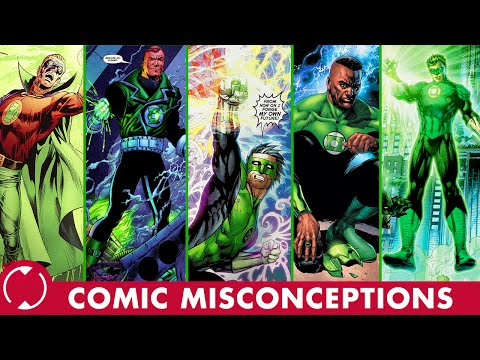 Baixar Who are All the Green Lanterns? | Comic Misconceptions
