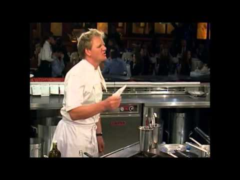 Blonde Chef On Hell S Kitchen