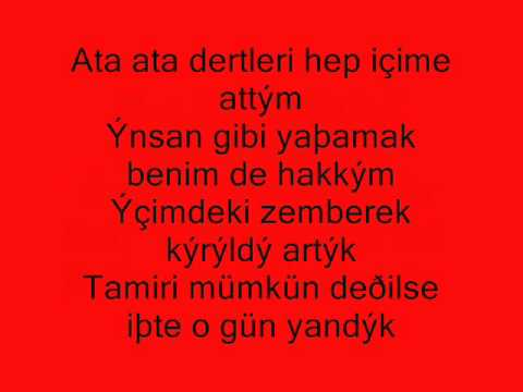 Tarkan - DuDu [ lyrics ]