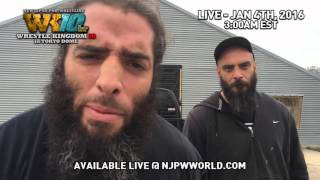Briscoes Cut WK10 Promo, NJPW Champion Coming To ROH, TV Title Added To ROH Tapings, More