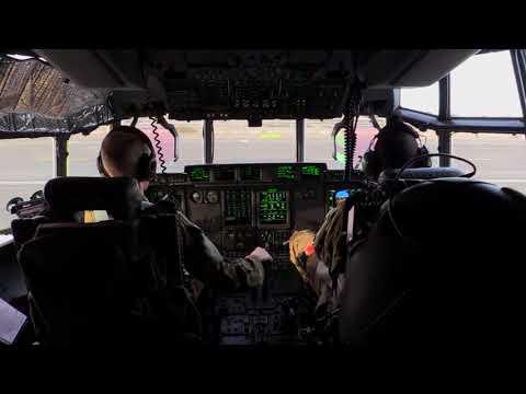 DFN: C-130 Crew Combat Offload Cargo in East Africa, (UNDISCLOSED LOCATION), 02.11.2018