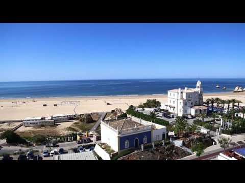 Jupiter Algarve Hotel i Portimao er et et fint hotell i strandkanten