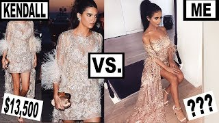 MAKING KENDALL JENNER'S CLOTHES  *for cheap!*