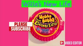 Hubba Bubba Bubble Tape Bubble Gum by Izzy