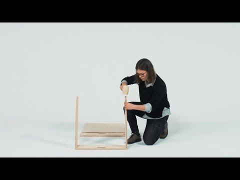 Studio Bark's flat-pack U-build system lets anyone self-build